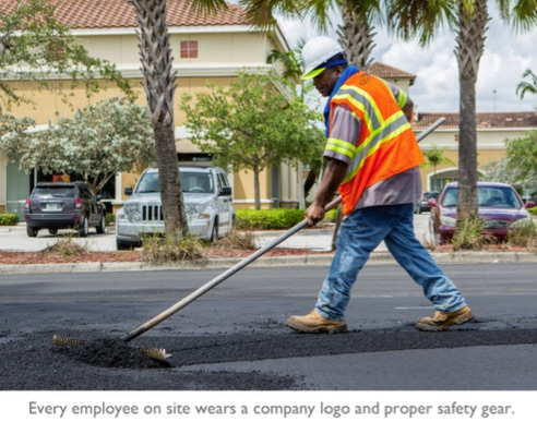 National Pavement Program- All County paving