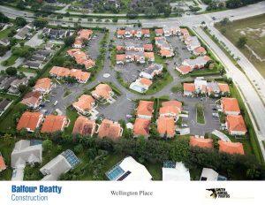 ApartmentCondo-parking-lot-repair-aerial-image-Wellington-FL