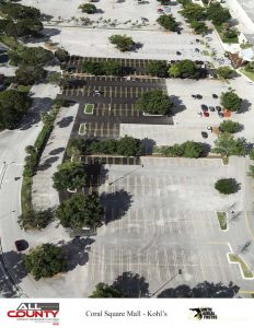 Coral-Square-Mall-Parking-Lot-Paving-Project-Coral-Springs-FL