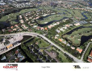 Aerial-shot-of-a-Golf-community-Paving-project-Plantation-FL