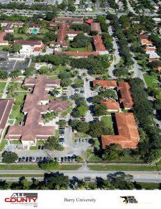 Barry-University-parking-lot-maintenance-Miami-FL