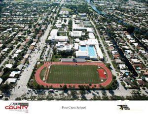Commercial-Pavement-construction-Pine-Crest-School-Boca-Raton-FL