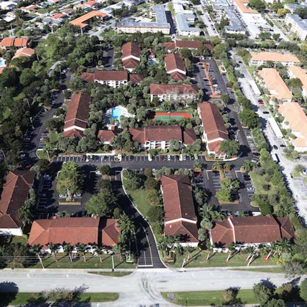 HOA Paving Project in Hollywood FL