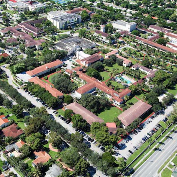Miami FL University Pavement Project Barry University