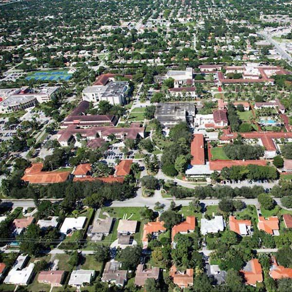Pavement Maintenance of a University In Miami FL