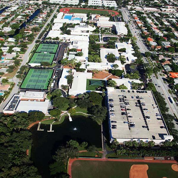 Paving Project Pine Crest School Boca Raton FL