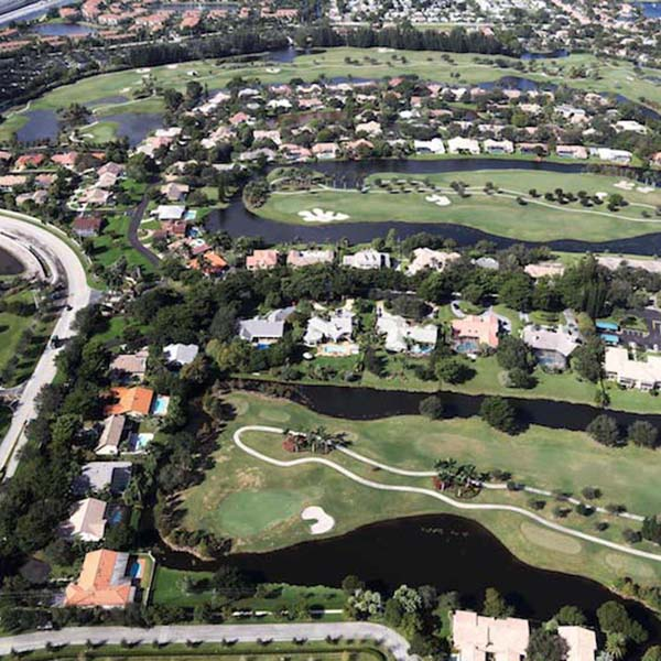 Paving Project of a Country Club in Plantation FL