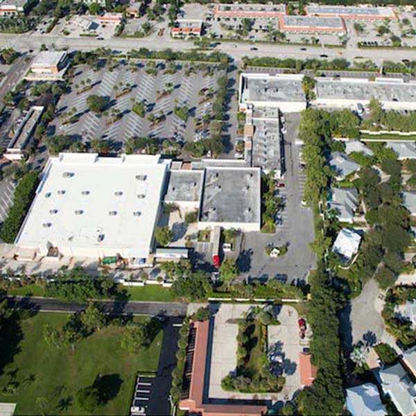 Tequesta Shoppes Commercial Paving project Tequesta FL